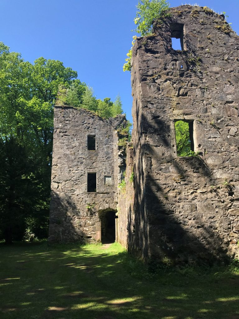 Finlarg,Castle
